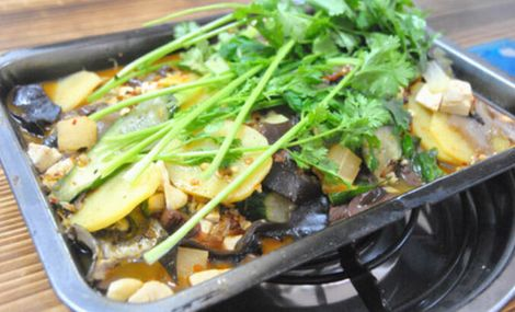 重庆农家烤鱼