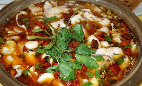 亓氏泡菜鱼