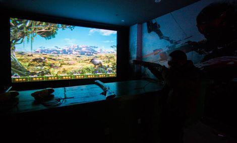 身临奇境7D互动乐园