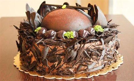 花旗蛋糕 - 大图