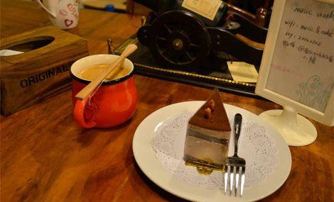 音乐工坊蛋糕与咖啡吧