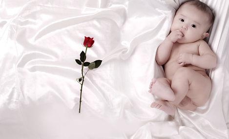 爱丽婴儿童摄影