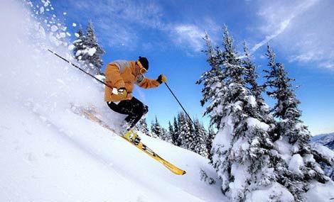 嵩山滑雪场周末票!欢乐无限,超值享受!需提前2小时预约!