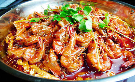 李想大虾火锅花园(龙湖店)