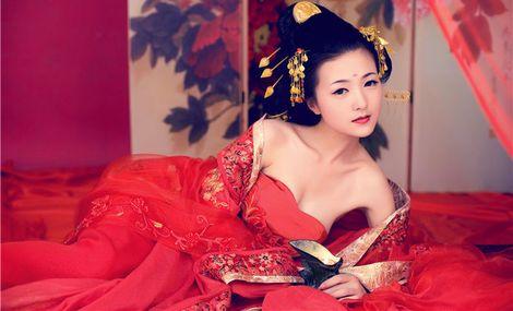 红颜馆古典摄影 - 大图