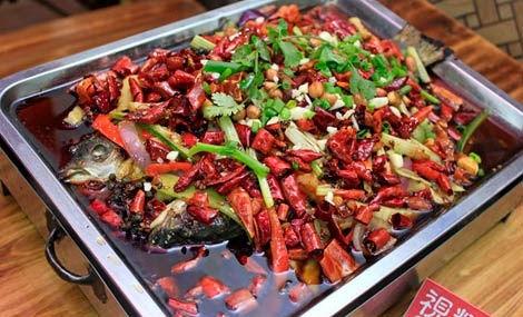 三江烤鱼(梁家巷店)