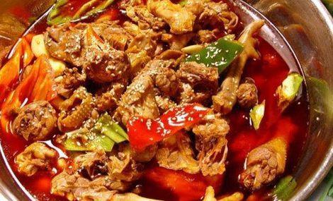 烤鱼烧鸡公(左岸香颂店)