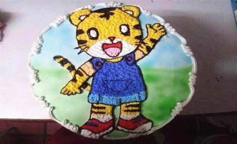 COCO造型蛋糕