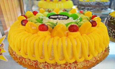 美好心情蛋糕坊
