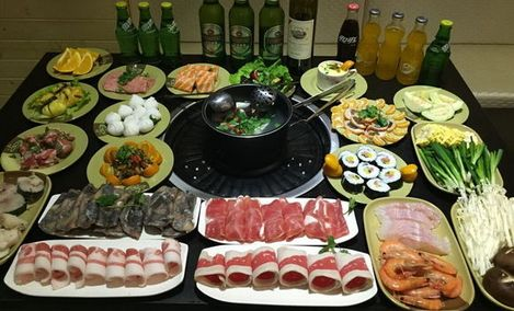 津江道海鲜烤肉自助(梅山店)