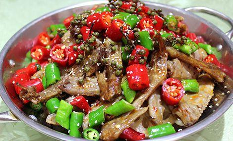 福太乐烤鱼庄