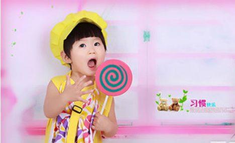 四季童话儿童摄影
