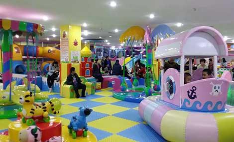 熊孩子儿童主题乐园