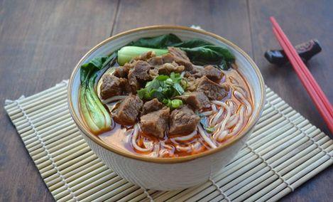 台湾牛肉汤