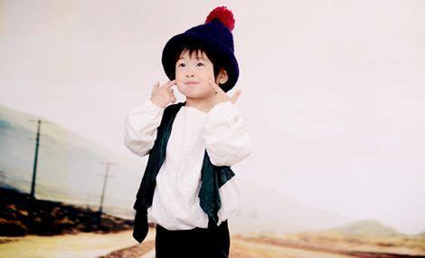 新天地专业儿童摄影