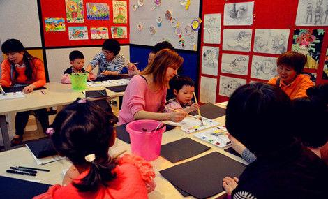 逸品创艺儿童艺术工作室
