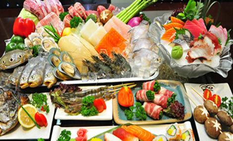华南国际大酒店日本料理 - 大图