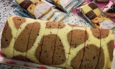 杰西卡榴莲蛋糕