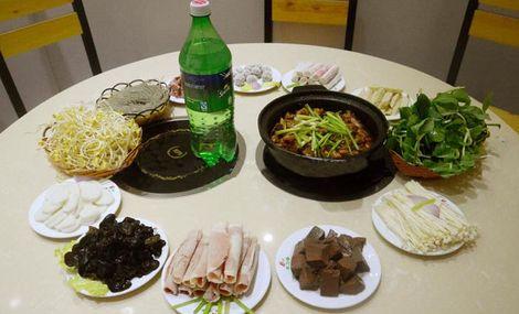 重庆鸡公煲(紫霞路店)