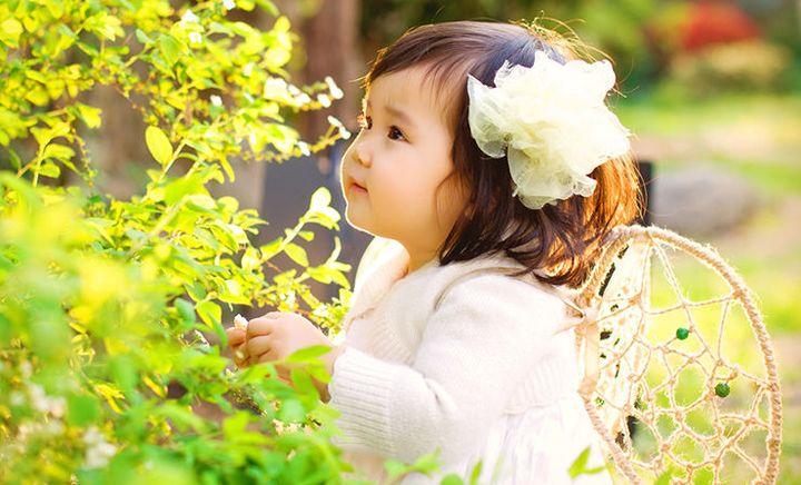 巴黎公主儿童摄影