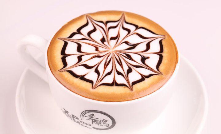 XP希鹏咖啡