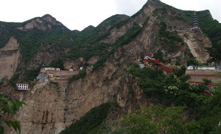 圣莲山风景区
