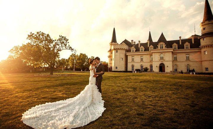 巴黎有约婚纱摄影
