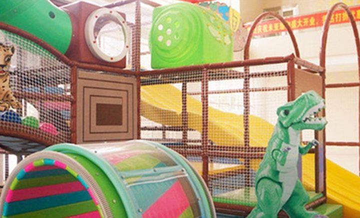 丛林王国儿童乐园