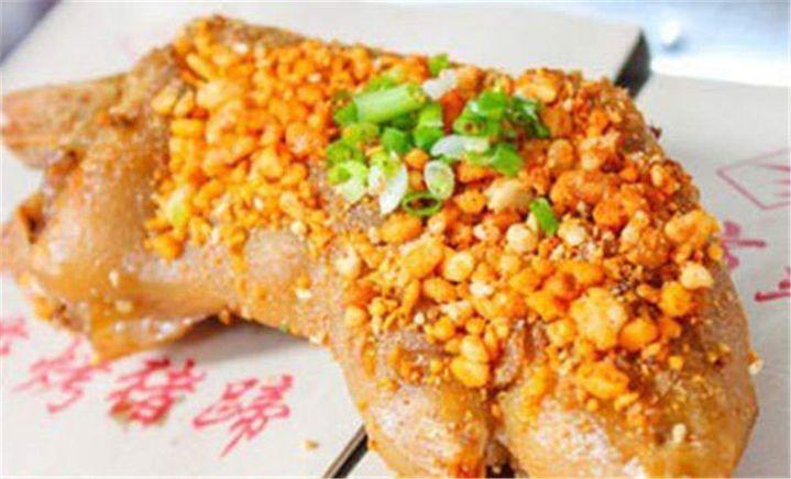 方燕烤猪蹄(信阳店)