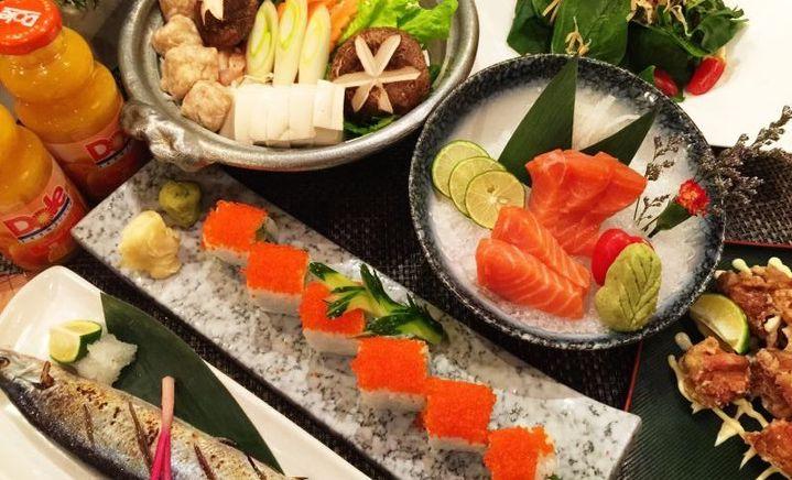 银水亭日本料理