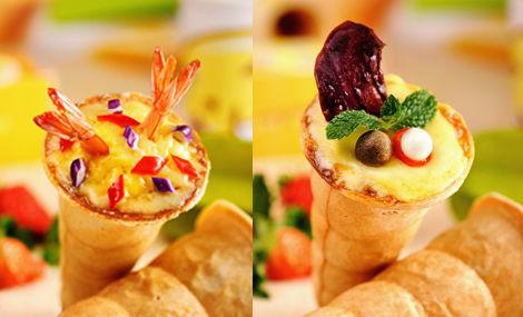 意大利风味冰淇淋图片