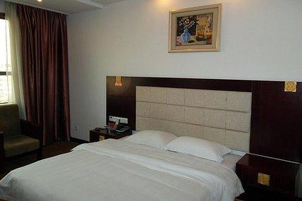 湘潭喜之林商务酒店钢城店图片