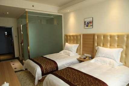 仅99元!价值128元的玉立方酒店标准间入住1晚,免费早餐、免费WiFi。