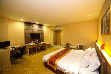 仅139元!价值169元的荆门市恒泰酒店普通单人间入住1晚,免费WiFi。