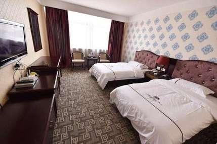 仅98元!价值158元的南阳赊店大酒店高级双床房入住1晚,免费WiFi。
