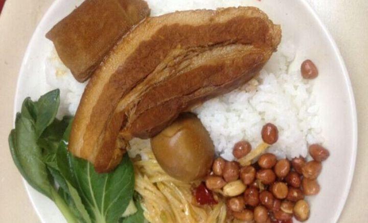 沙县小吃的肉很脏