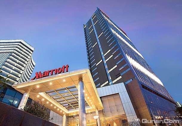 上海万豪酒店集团_上海绿地万豪酒店