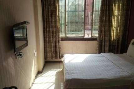 仅85元!价值108元的达州红苹果宾馆大床房入住1晚,免费WiFi。
