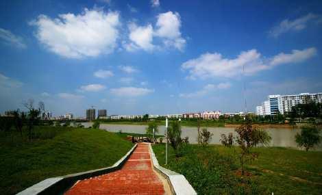 漯河市沙澧河风景区