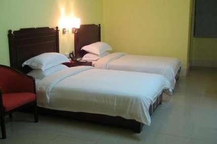 仅88元!价值108元的宜州宗霖大酒店标准双人房入住1晚,免费WiFi。