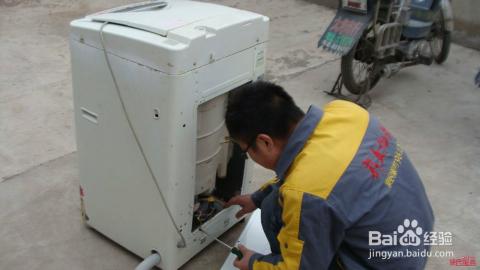 双桶洗衣机自动排水图片