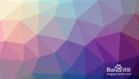 可生成多彩三角形网格背景的js插件应用介绍