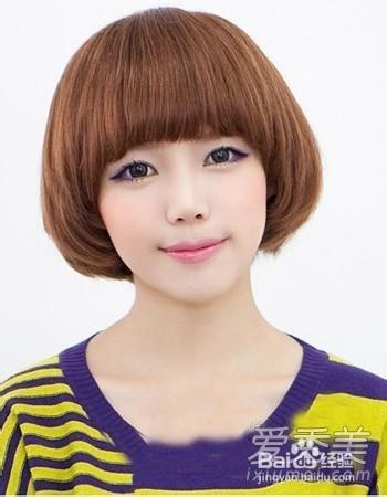 2015年18大韩式流行百搭发型