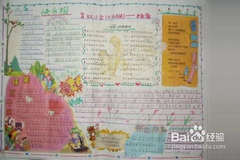 小学生学习雷锋手抄报内容图片