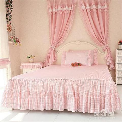女生卧室夏季床上用品攻略