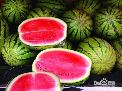 如何用科学的方法挑选好西瓜?