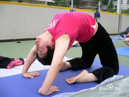 v教程教程面部打做针不瘦脸线吗瑜伽雕可以6图片