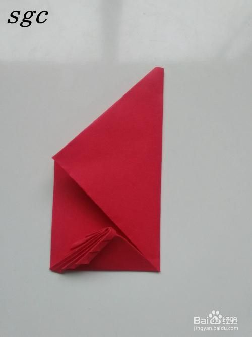 折纸教程 简单枫叶信封的折法