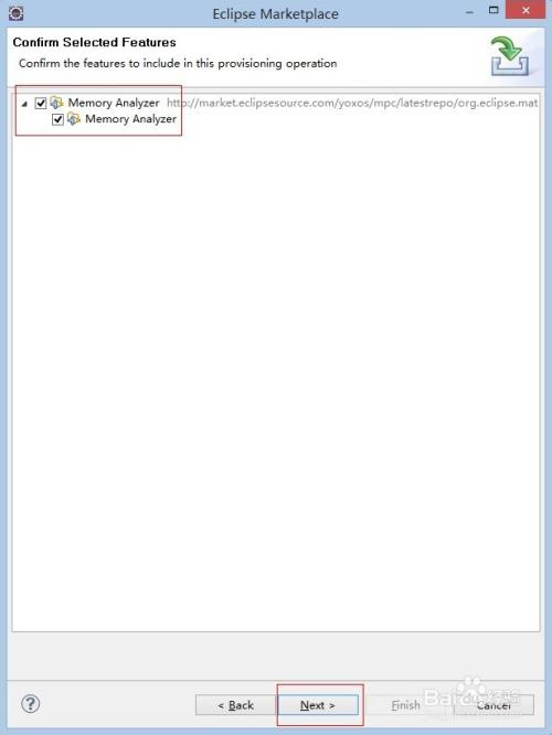 Eclipse安装MAT插件