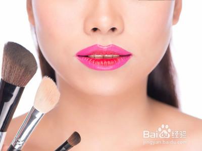 化妆对身体有木有危害